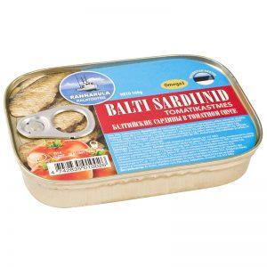 24-022 Rannaküla Balti sardiinid tomatikastmes 4742835010026